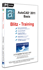 AutoCAD 2011 Basis Blitztraining